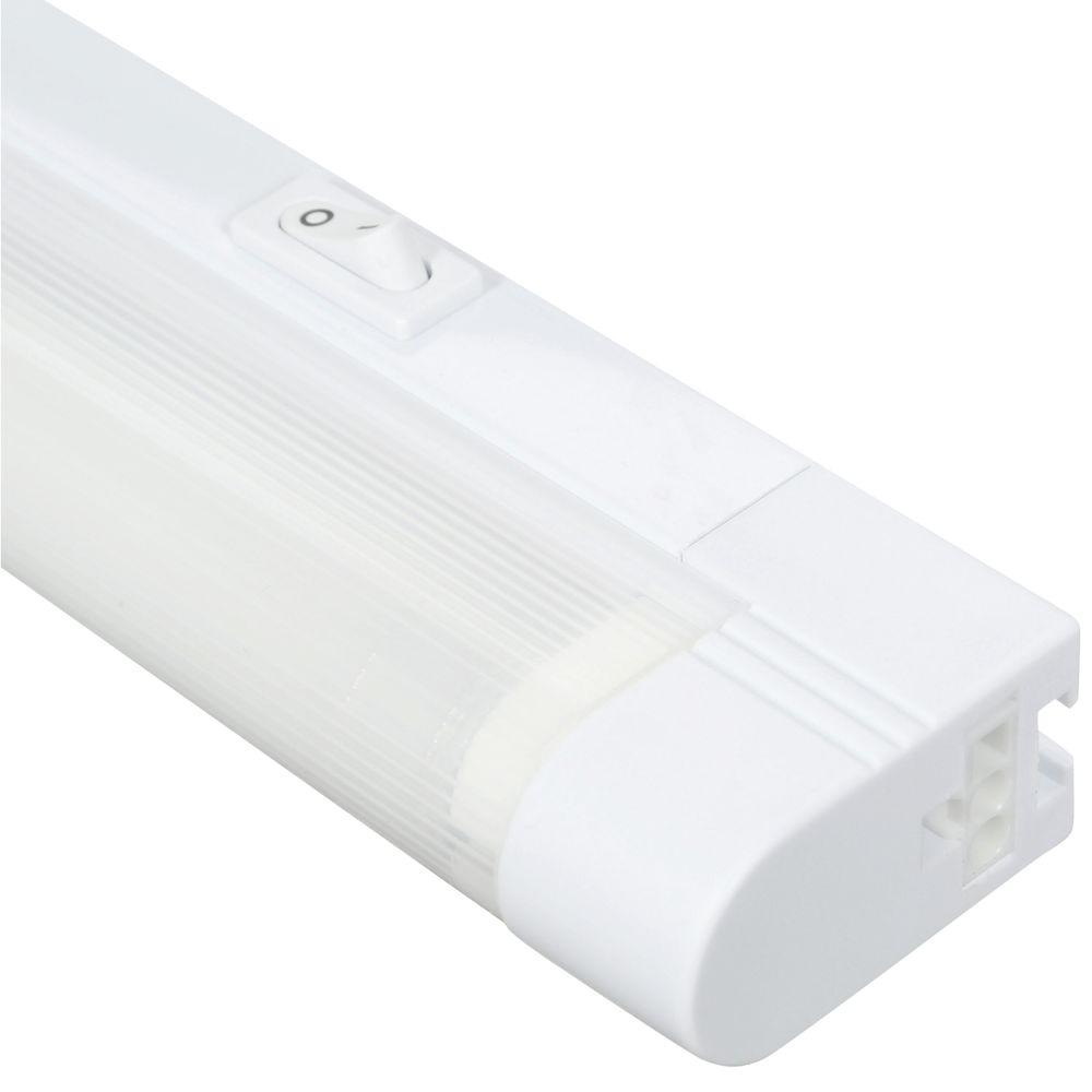 GE Slim Line 14 In. Fluorescent Light Fixture-10168