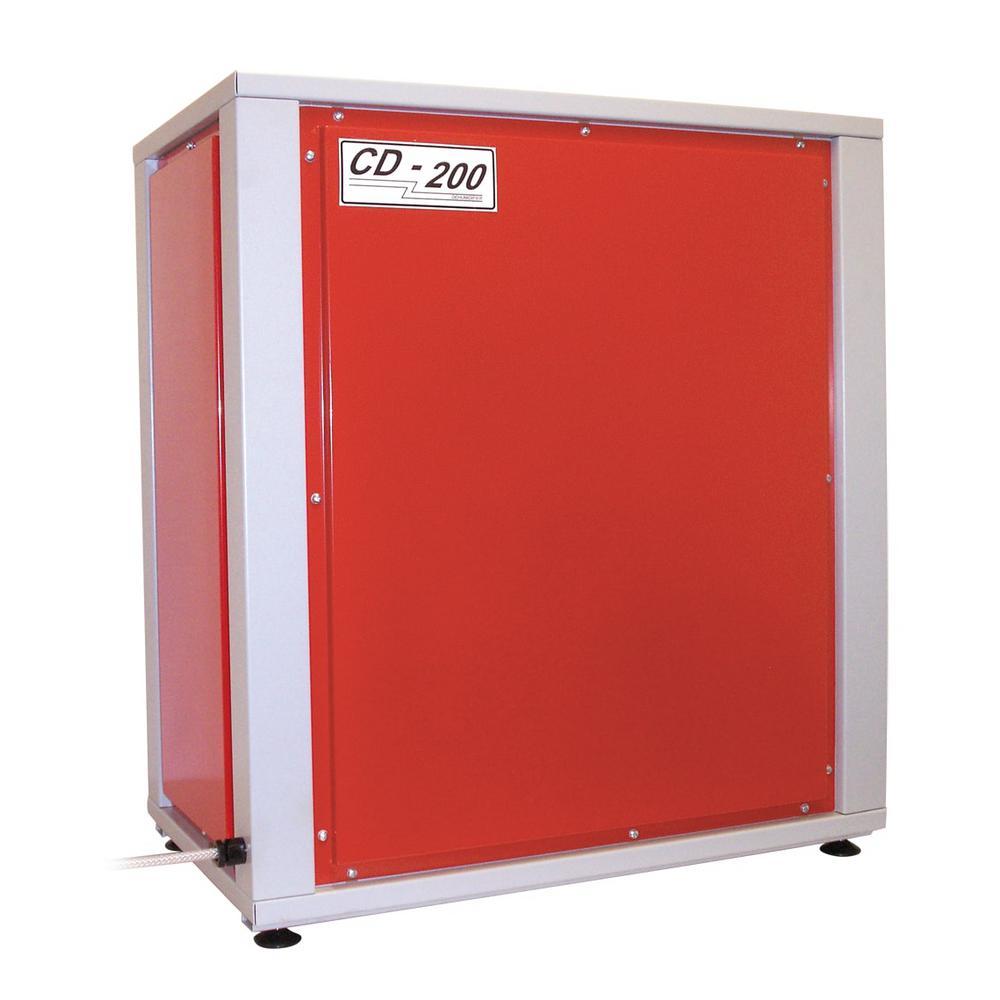 190-Pint Bucketless Dehumidifier with Internal Condensate Pump