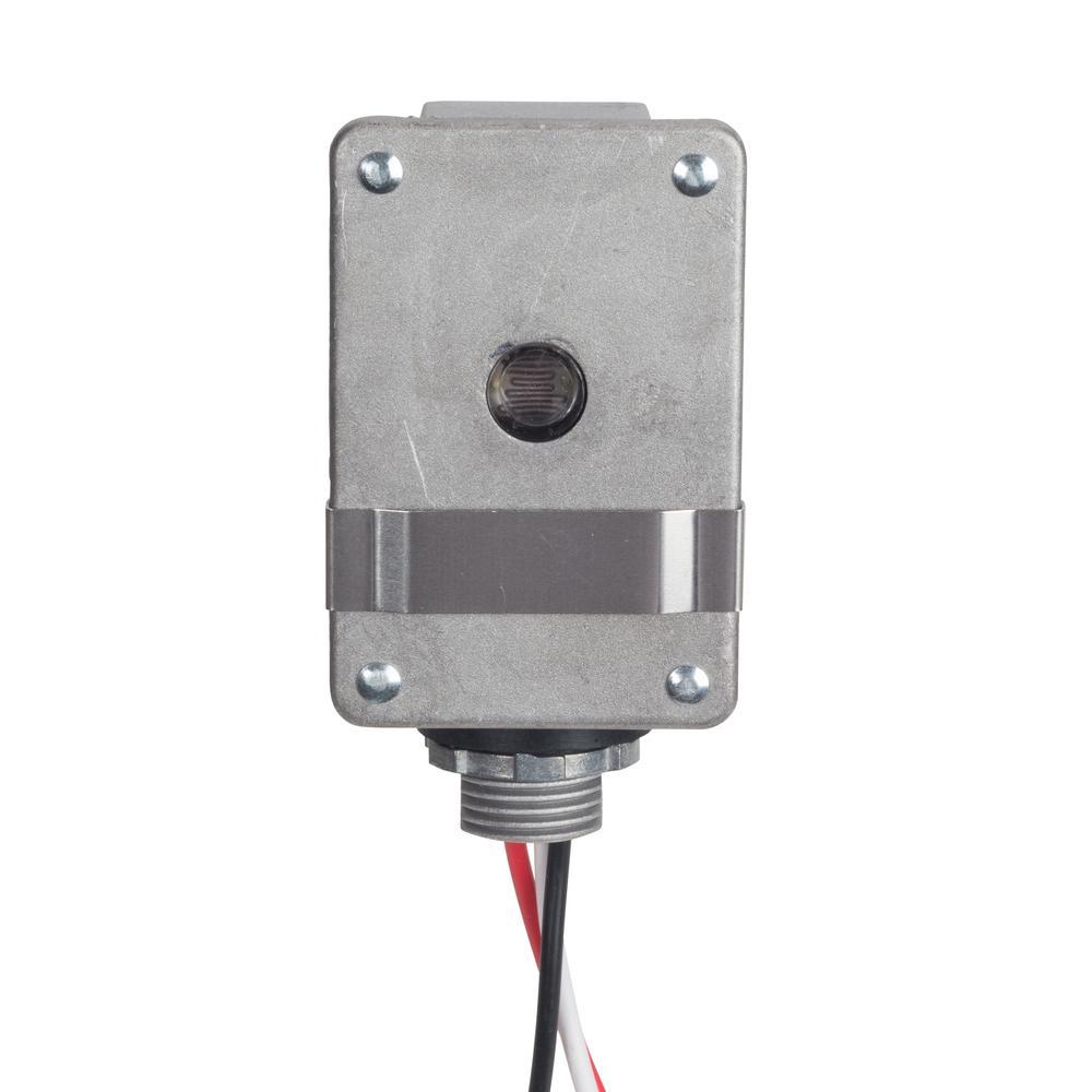 TORK 208-277-Volt Die Cast Aluminum Photo Control-2116 ...