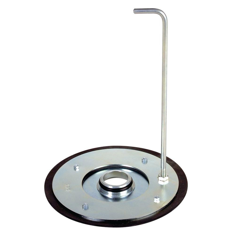 COX 2 Gal. Follower Plate for Straight or Tapered Pails
