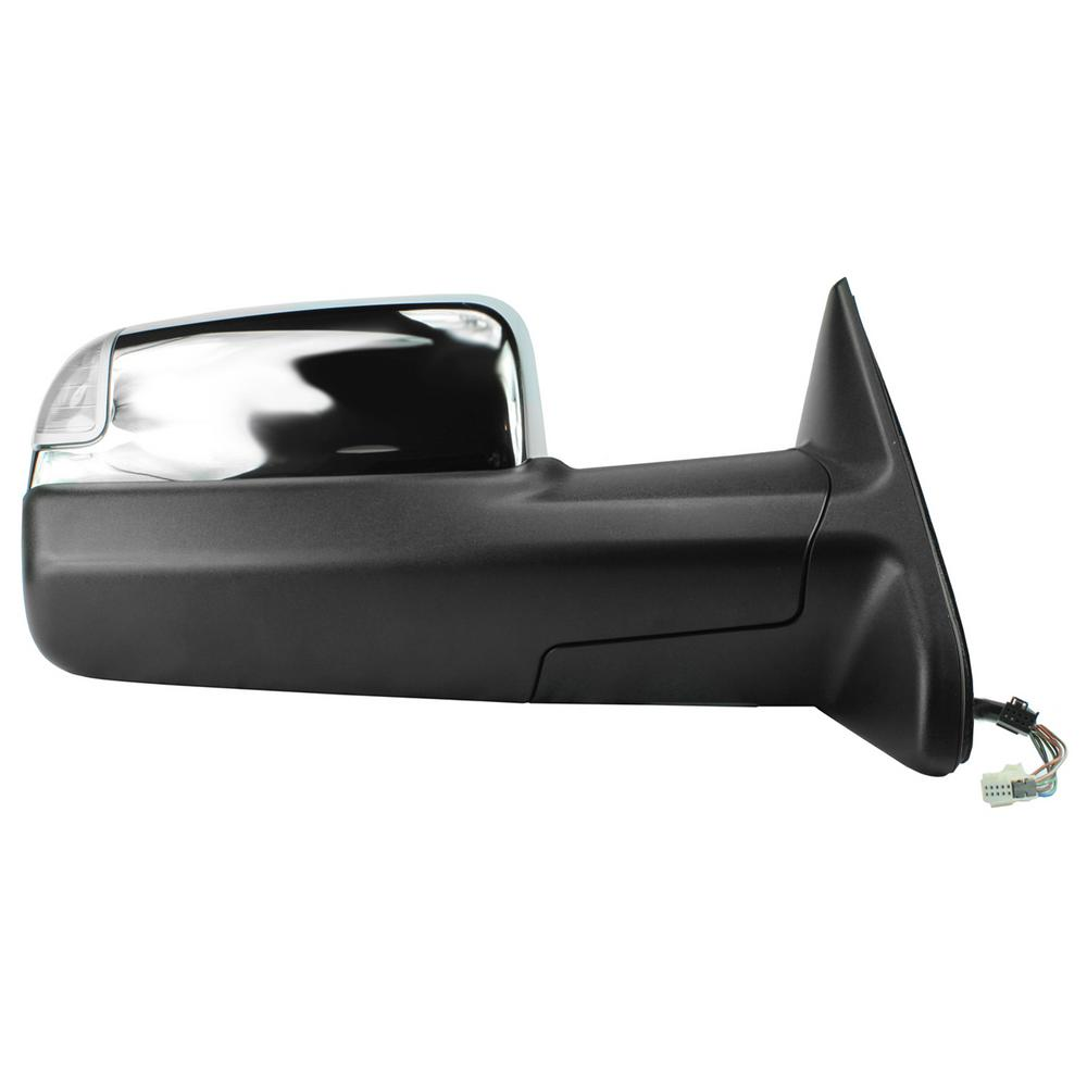 Towing Mirror for 09-12 Dodge Ram 1500 10-12 2500 10-11 3...