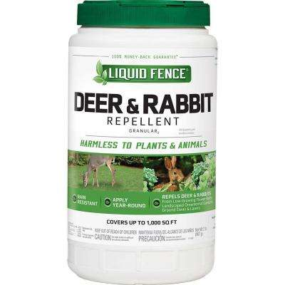 2 lb. Deer and Rabbit Repellent Granules
