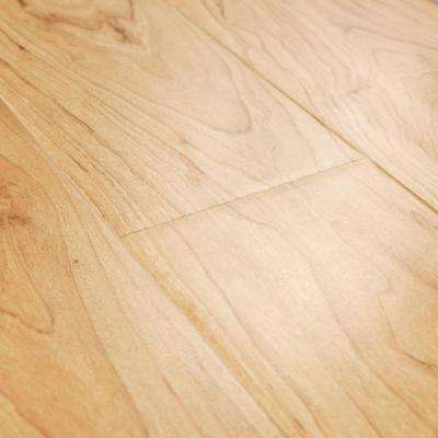 Outlast+ Waterproof Northern Blonde Maple 10 mm T x 5.23 in. W x 47.24 in. L Laminate Flooring (480.9 sq. ft. / pallet)