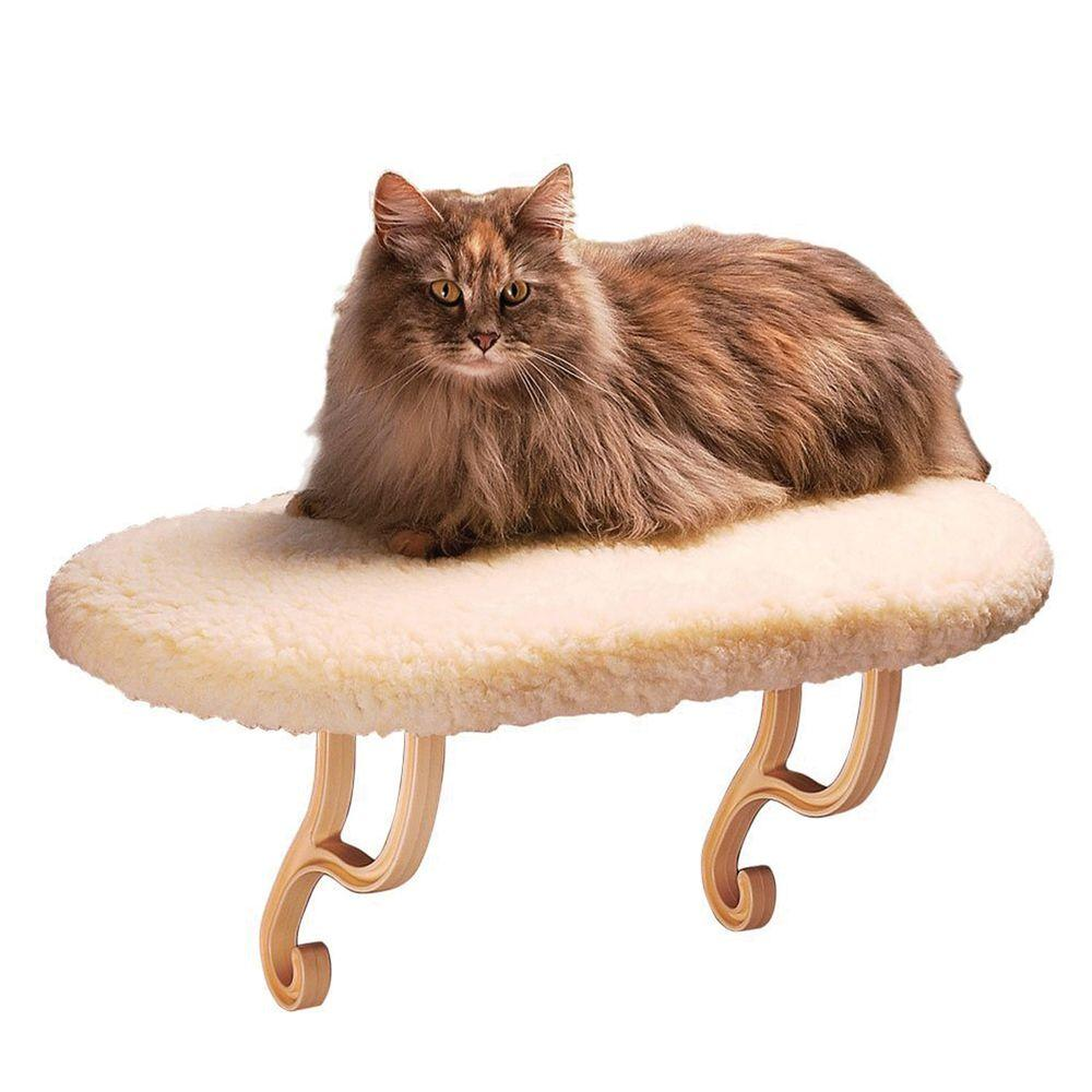 K H Pet Products Kitty Sill Medium Window Cat Seat