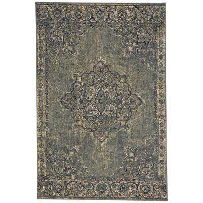 Cedar Creek Kirman Pistachio 3 ft. 11 in. x 5 ft. 10 in. Area Rug