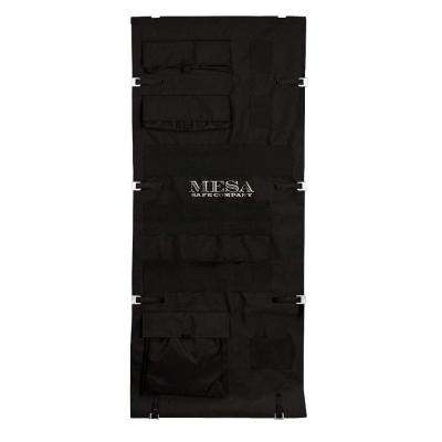 61.5 in. Pocket Door Organizer, Black