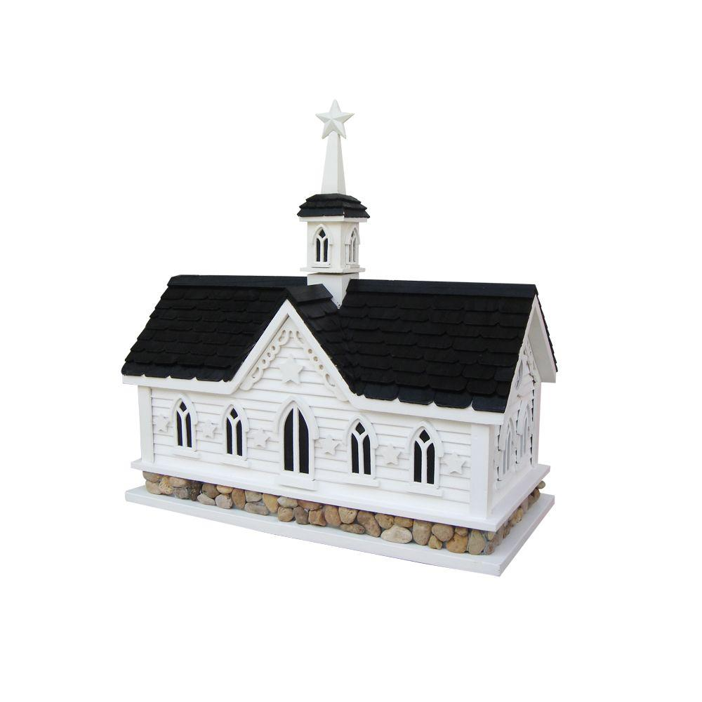 Home Bazaar Star Barn Birdhouse
