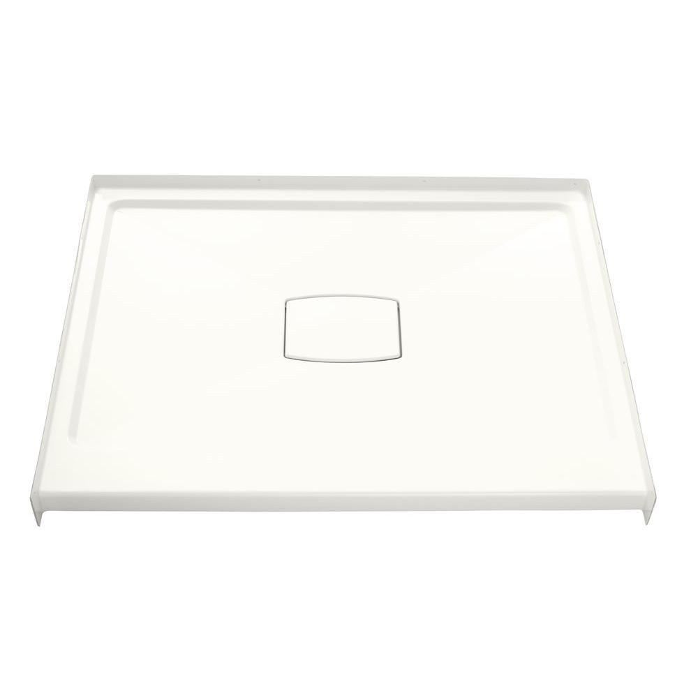 Archer 48 in. x 36 in. Single Threshold Shower Base with