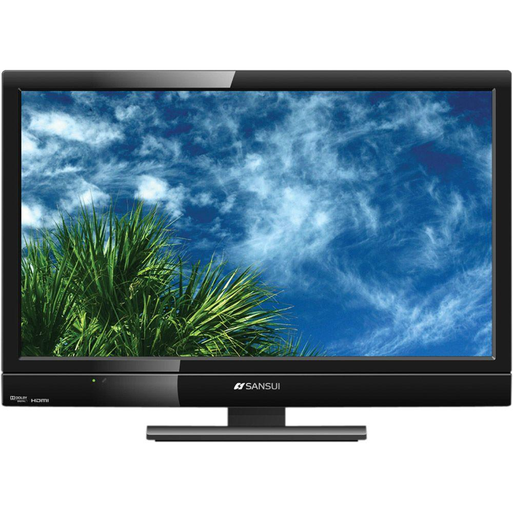 Sansui Accu LED A Series 22 in. LED 1080p 60Hz HDTV-DISCONTINUED