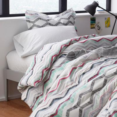 Lacey Cotton Percale Comforter Set