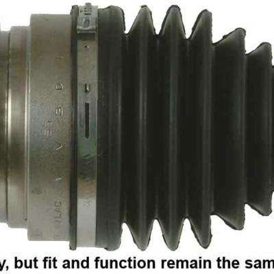 Remanufactured CV Drive Axle - Front Right