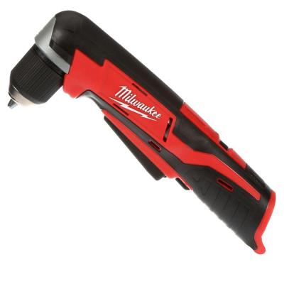 M12 12-Volt Lithium-Ion Cordless 3/8 in. Right Angle Drill (Tool-Only)