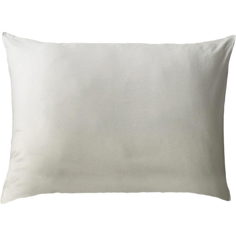 Humus Beige Queen Pillow Cover (Set of 2)
