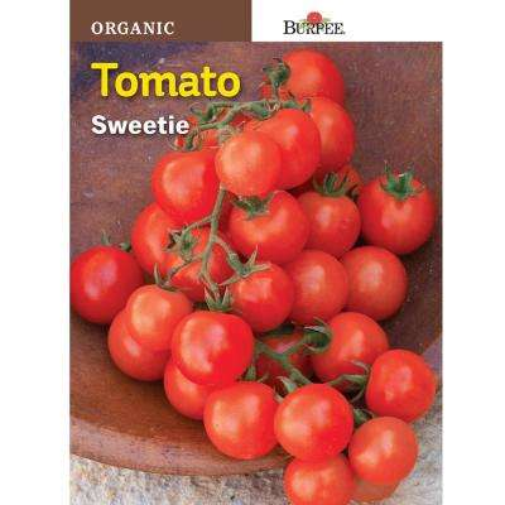 Organic Tomato Sweetie Seed