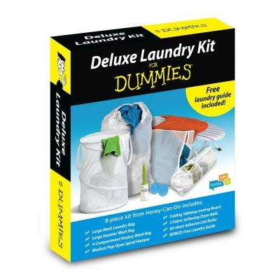 Deluxe Laundry for Dummies Kit