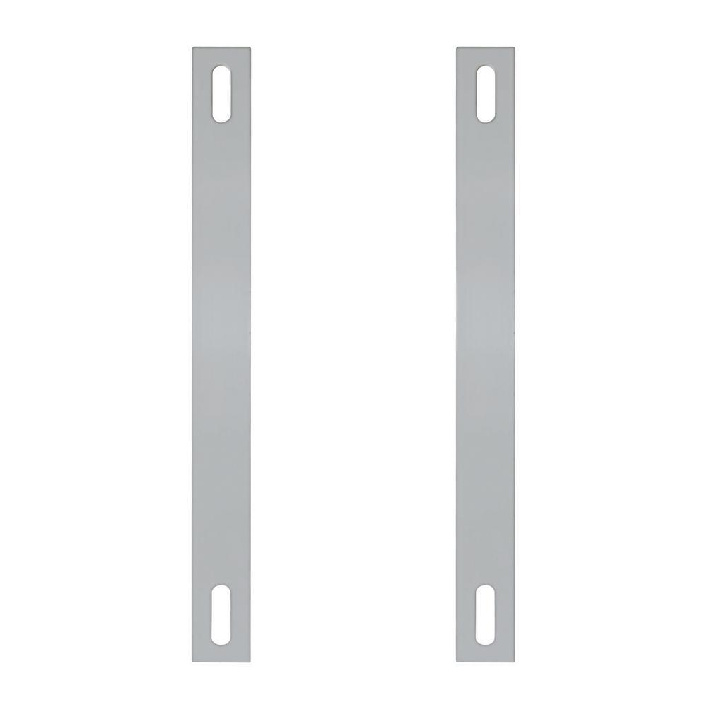Tommy Docks Aluminum Backing Plate Pair for Dock Ladder
