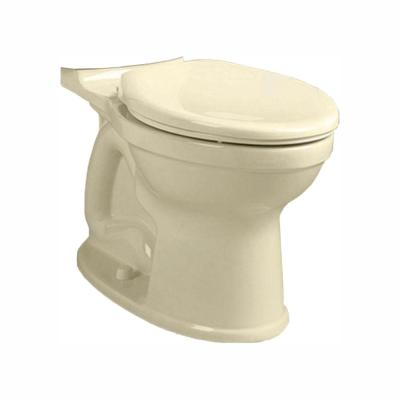 Champion 4 High Efficiency Tall Height Elongated Toilet Bowl Only in Bone