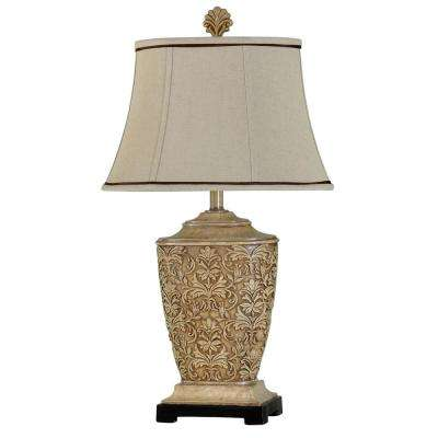 Stylecraft Table Lamps Lamps The Home Depot