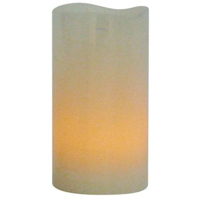 4 in. Ivory Flameless Candle (Set of 6)