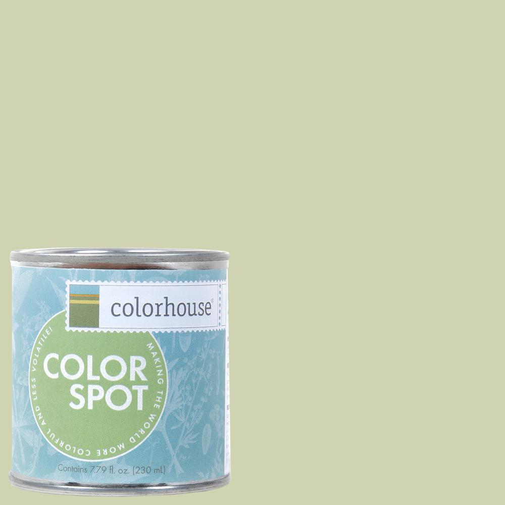 8 oz. Glass .01 Colorspot Eggshell Interior Paint Sample
