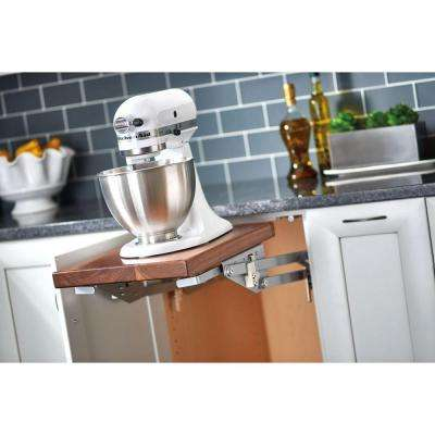 5 in. H x 5 in. W x 5 in. D Full Height Base Cabinet Soft-Close Heavy Duty Mixer Lift
