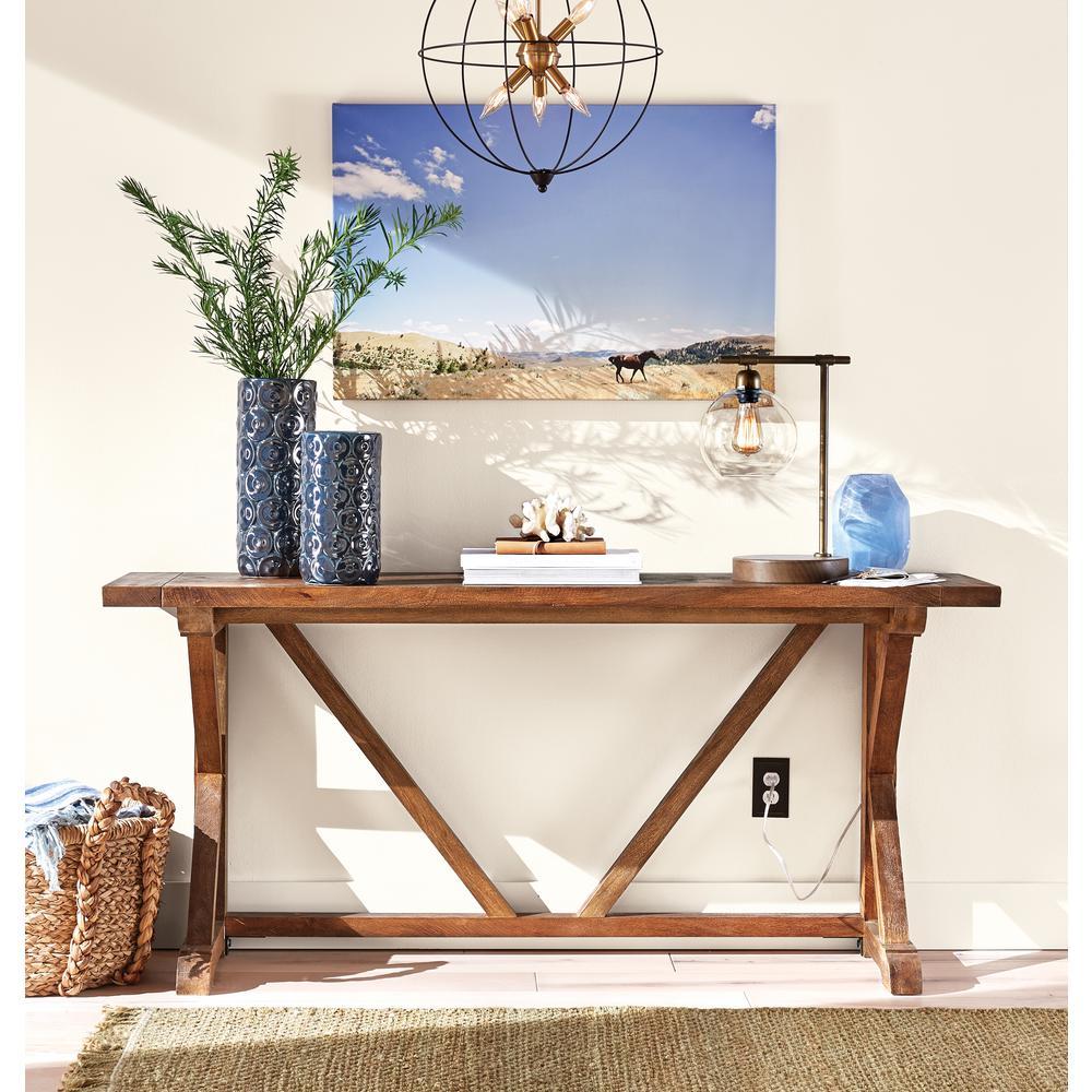 Prime Home Decorators Collection Cane Bark Console Table Machost Co Dining Chair Design Ideas Machostcouk