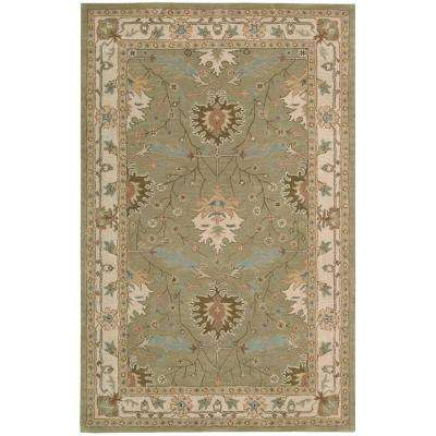 Earth Treasures Sage 8 ft. x 10 ft. 6 in. Area Rug