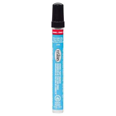 Gloss Light Blue Enamel Paint Marker (6-Pack)