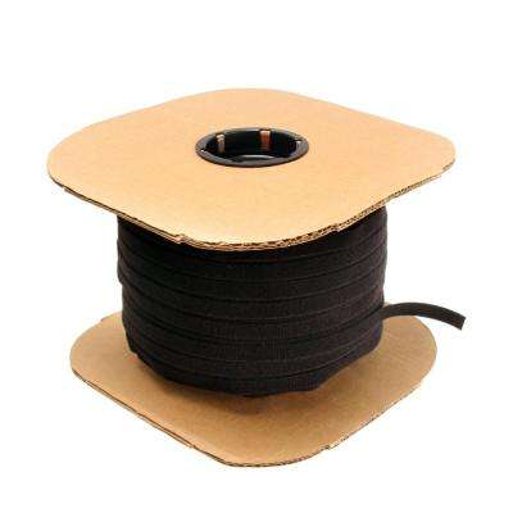 Cable Management Solutions 600 ft. VELCRO Brand Bulk Roll, Black