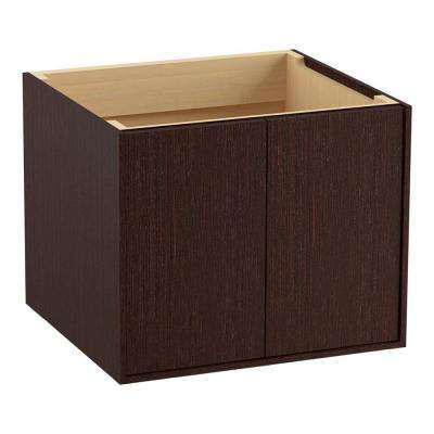 Jute 24 in. Bath Vanity Cabinet Only in Laurentii Silk
