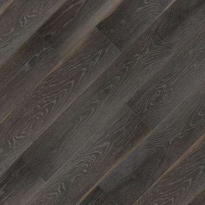 Take Home Sample - EIR Dusk Oak Laminate Flooring - 5 in. x 7 in.