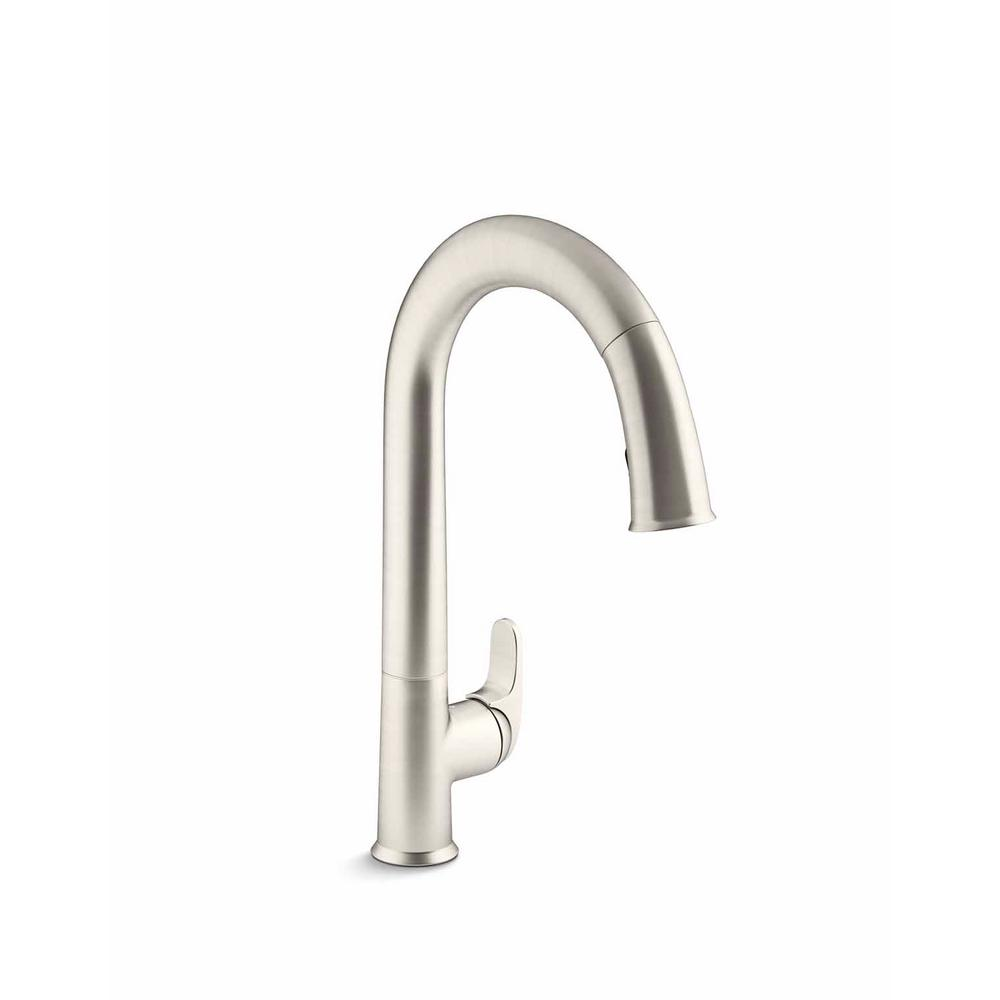 Kohler Sensate Single Handle Pull Down Sprayer Kitchen
