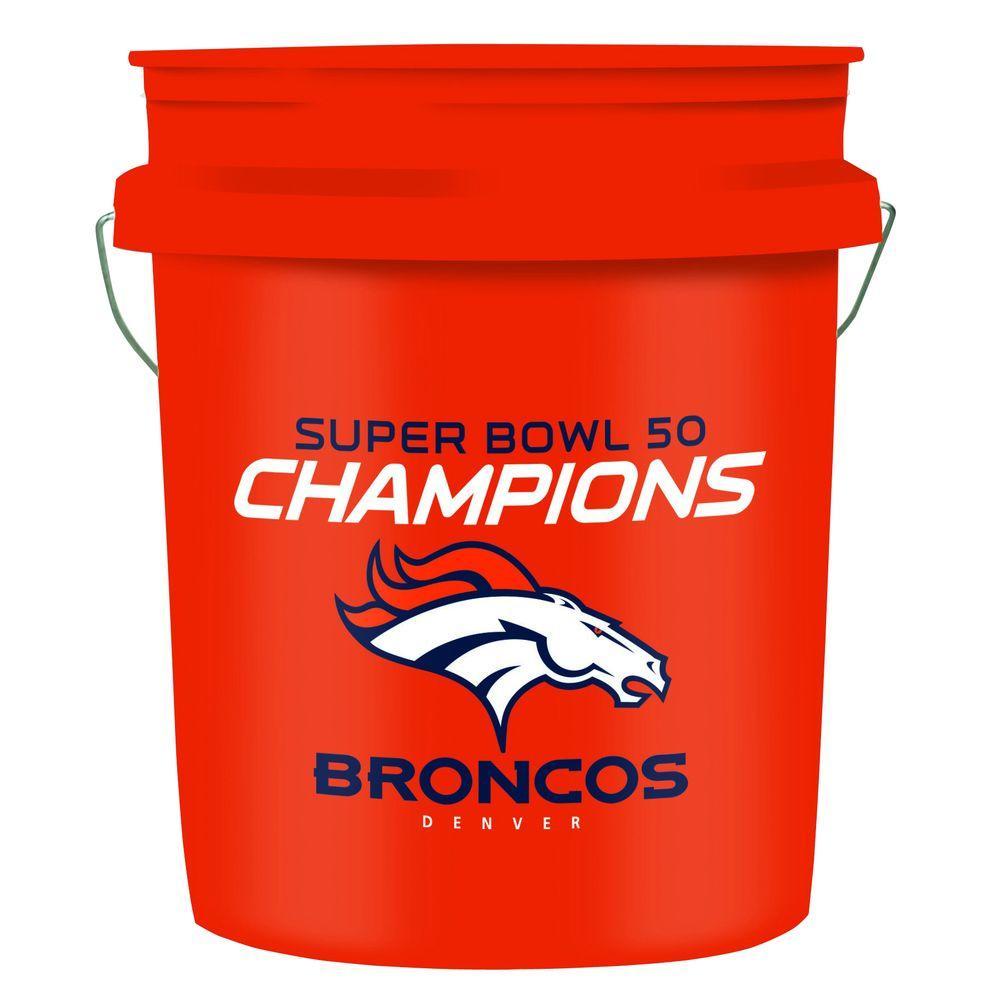 Broncos SB50 5 gal. Champ Bucket