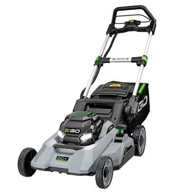 21 in. Select Cut 56-Volt Lithium-Ion Cordless Electric Walk Behind Push Mower (Tool-Only)