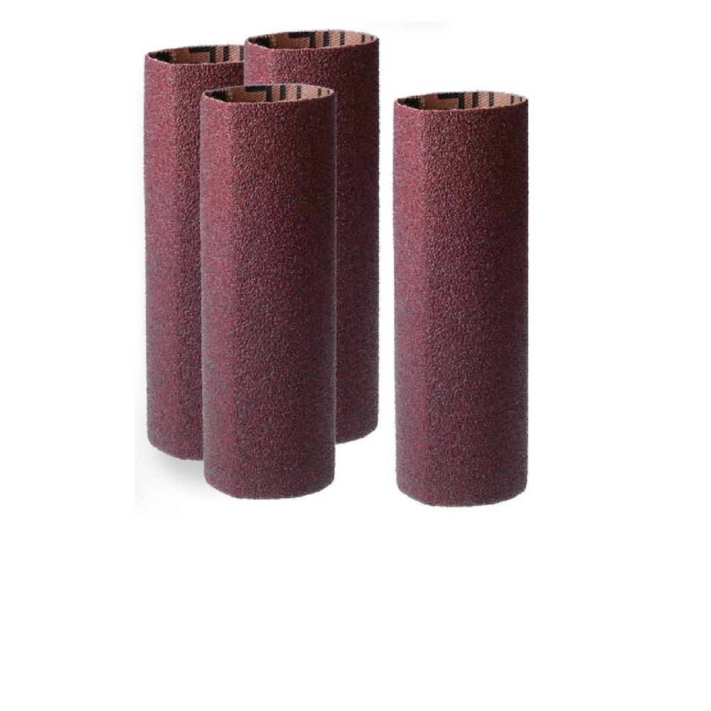 Guinevere Long Drum Sander Sleeves - 80 Grit