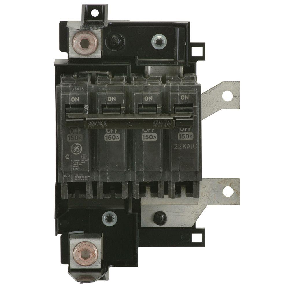 GE 150 Amp Main Breaker Conversion Kit