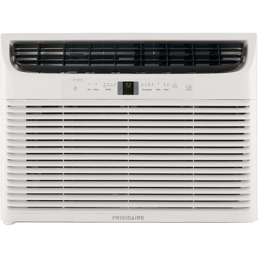 22,000 BTU 230-Volt Window-Mounted Heavy-Duty Air Conditioner with Temperature