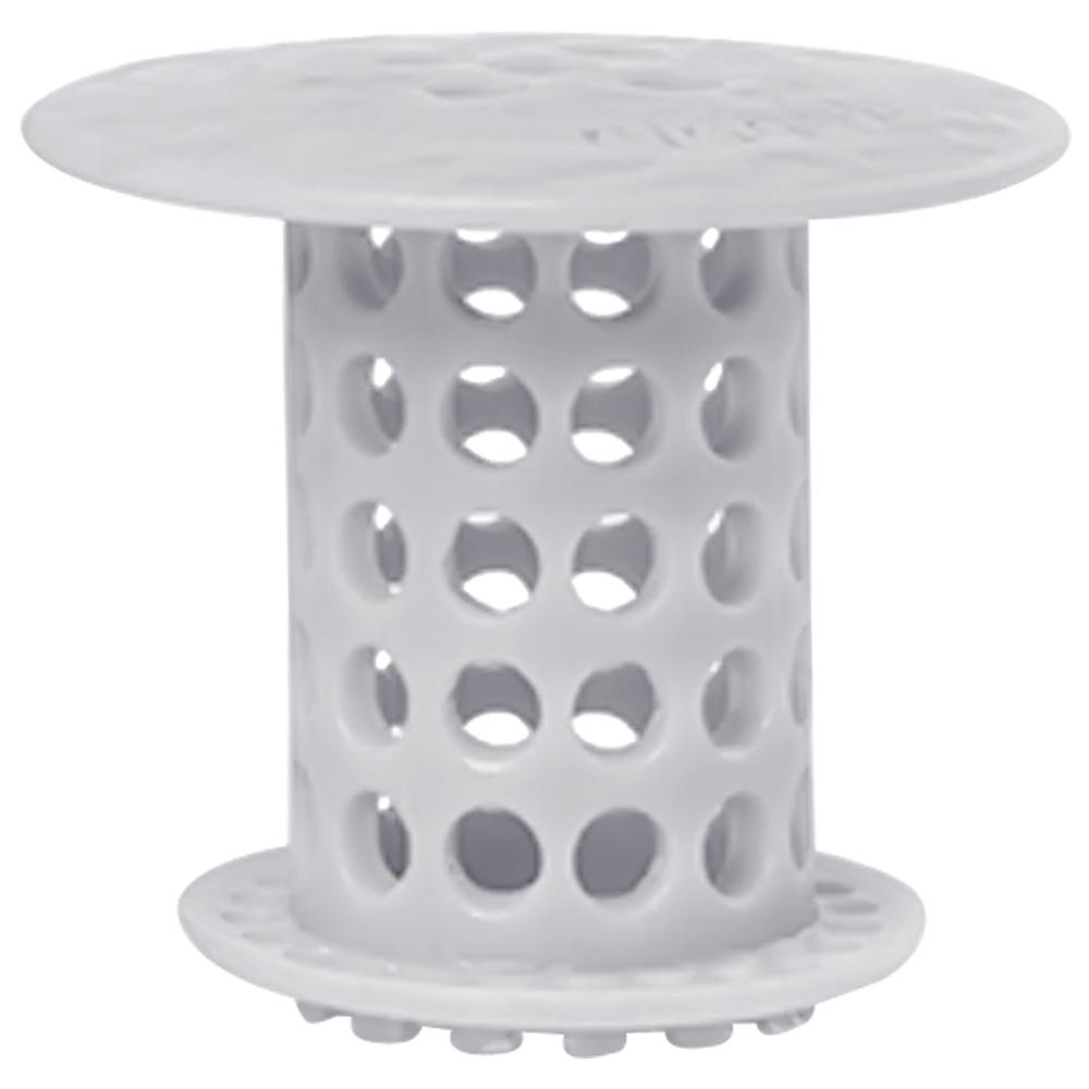 Drain Protector Hair Catcher In Gray