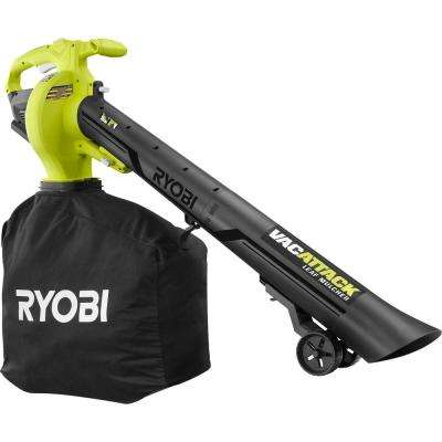 40-Volt Lithium-Ion Cordless Leaf Vacuum/Mulcher- Battery and Charger Not Included