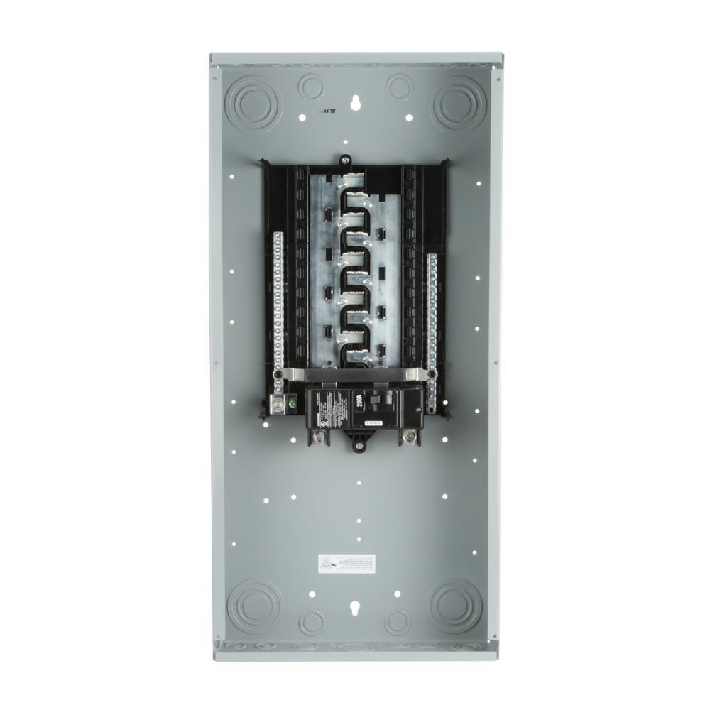 Generous 200 Amp Breaker Box Wiring Diagram Pictures Inspiration ...