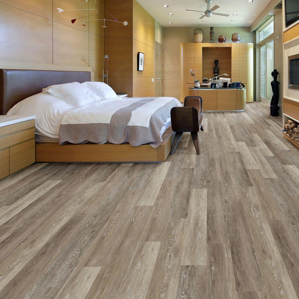 Khaki Oak Luxury Vinyl Plank