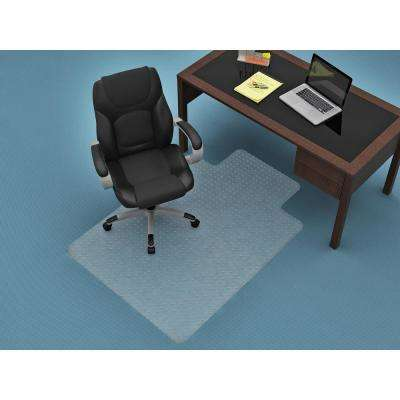 45 in. x 53 in. Clear Hard floor Chair mat