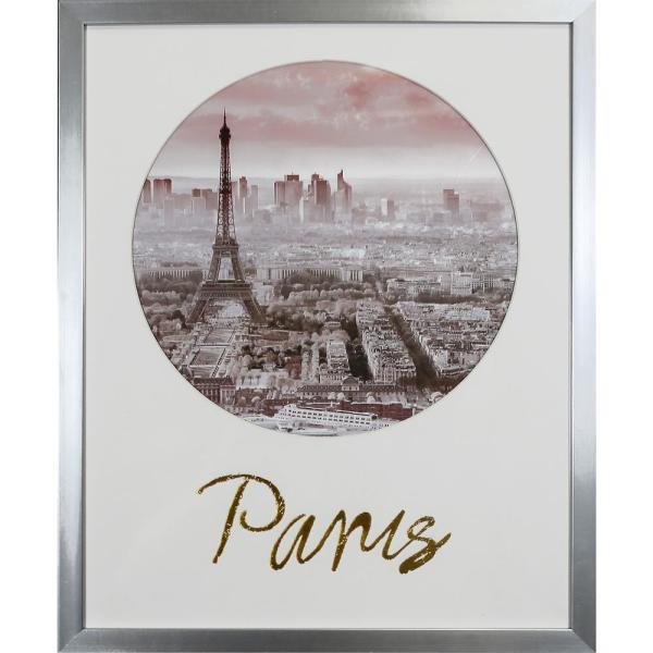 Pretty Paris Romantic with Quality art Canvas Print home Decor choose your size