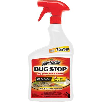 Bug Stop 32 oz. Ready-to-Use Indoor Plus Outdoor Home Insect Control