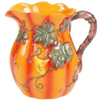 The Botanical Harvest Collection 3-D Pitcher