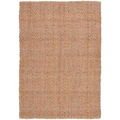 Basketweave Nature 2 ft. 6 in. x 4 ft. Accent Rug