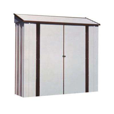 7 ft. x 2 ft. Metal Storage Locker