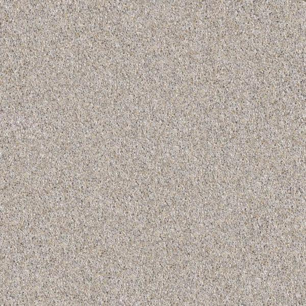 Vintage Elements Glamour Tan 24 in. x 24 in. Residential Peel and Stick Carpet Tiles 10 (Tiles/Case)