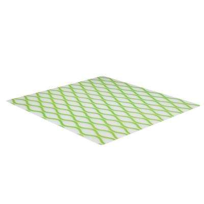 Refrigerator Liners Green Waves (2-Pack)