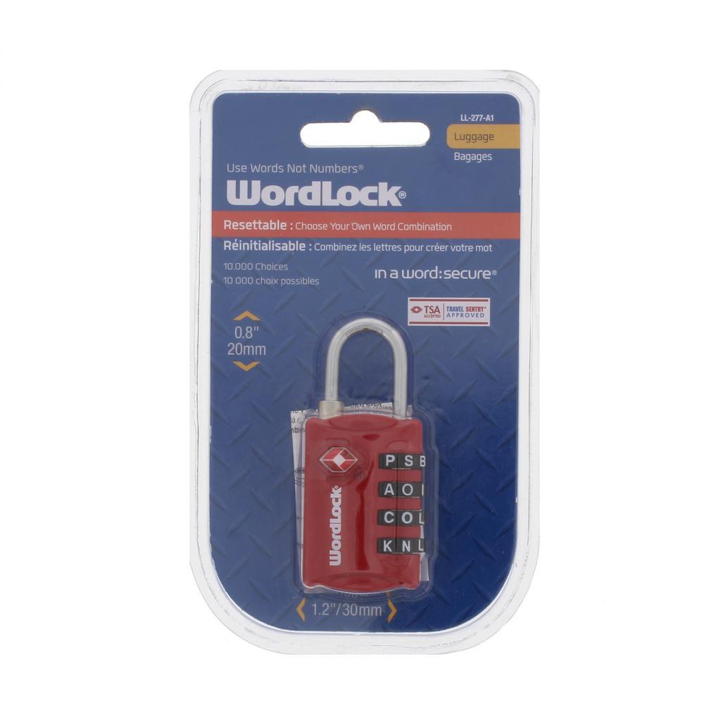 Combination Padlocks Combination Lock For Sc 2 Pack 4 Digit Security Padlock,